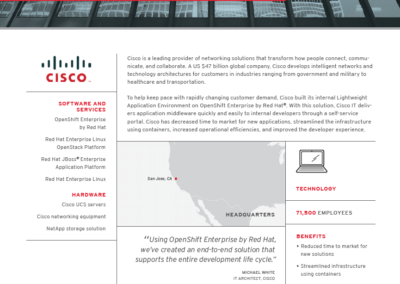 Red-Hat-Cisco-Case-Study