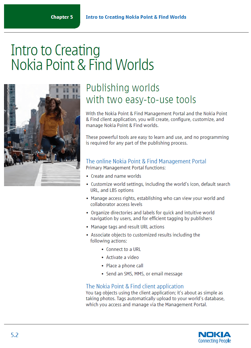 Nokia | Strategy and Writing for B2B Tech